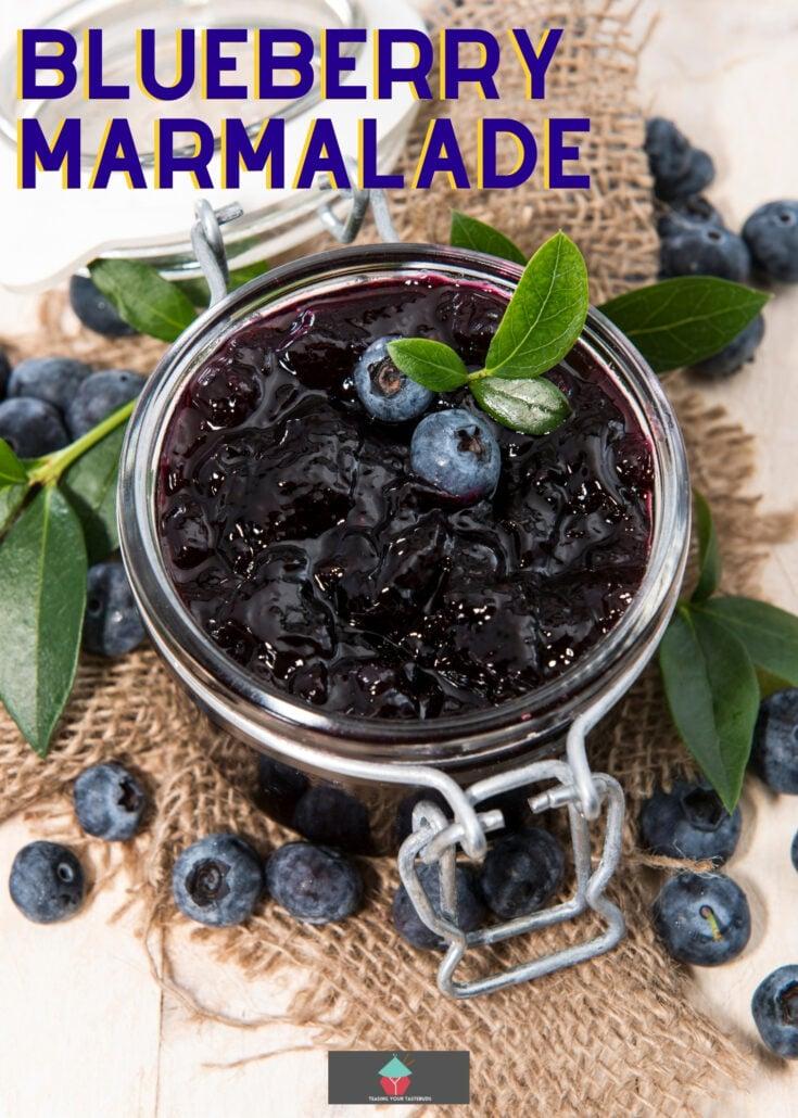 Blueberry MarmaladeH