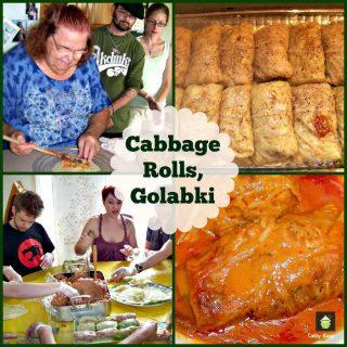 Cabbage Rolls, Golabki