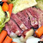 Delicious Corned Beef Dinner. A very easy recipe for stove top, oven or slow cooker, you choose!