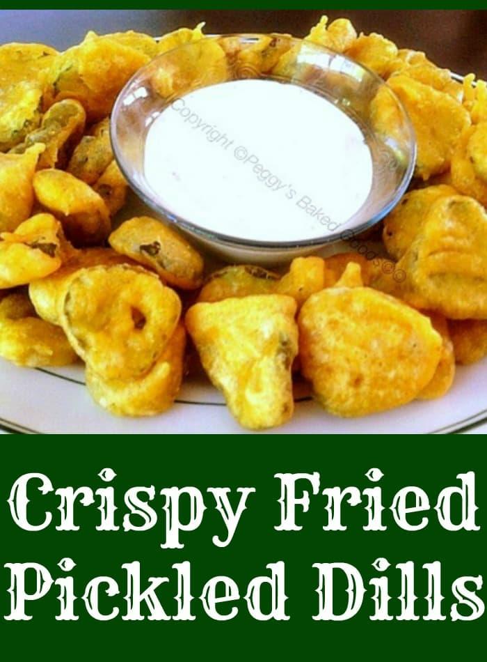 Crispy Fried Pickled Dills