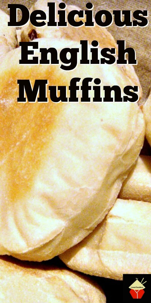 Delicious English MuffinsP2