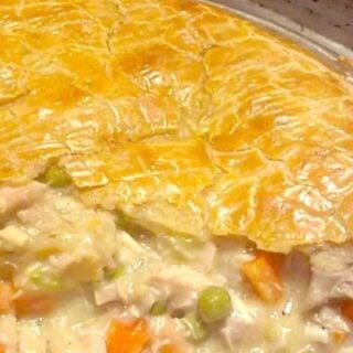 Delicious Turkey Pot Pie
