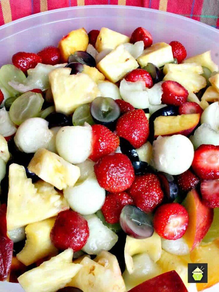 Easy Fresh Fruit Salad1