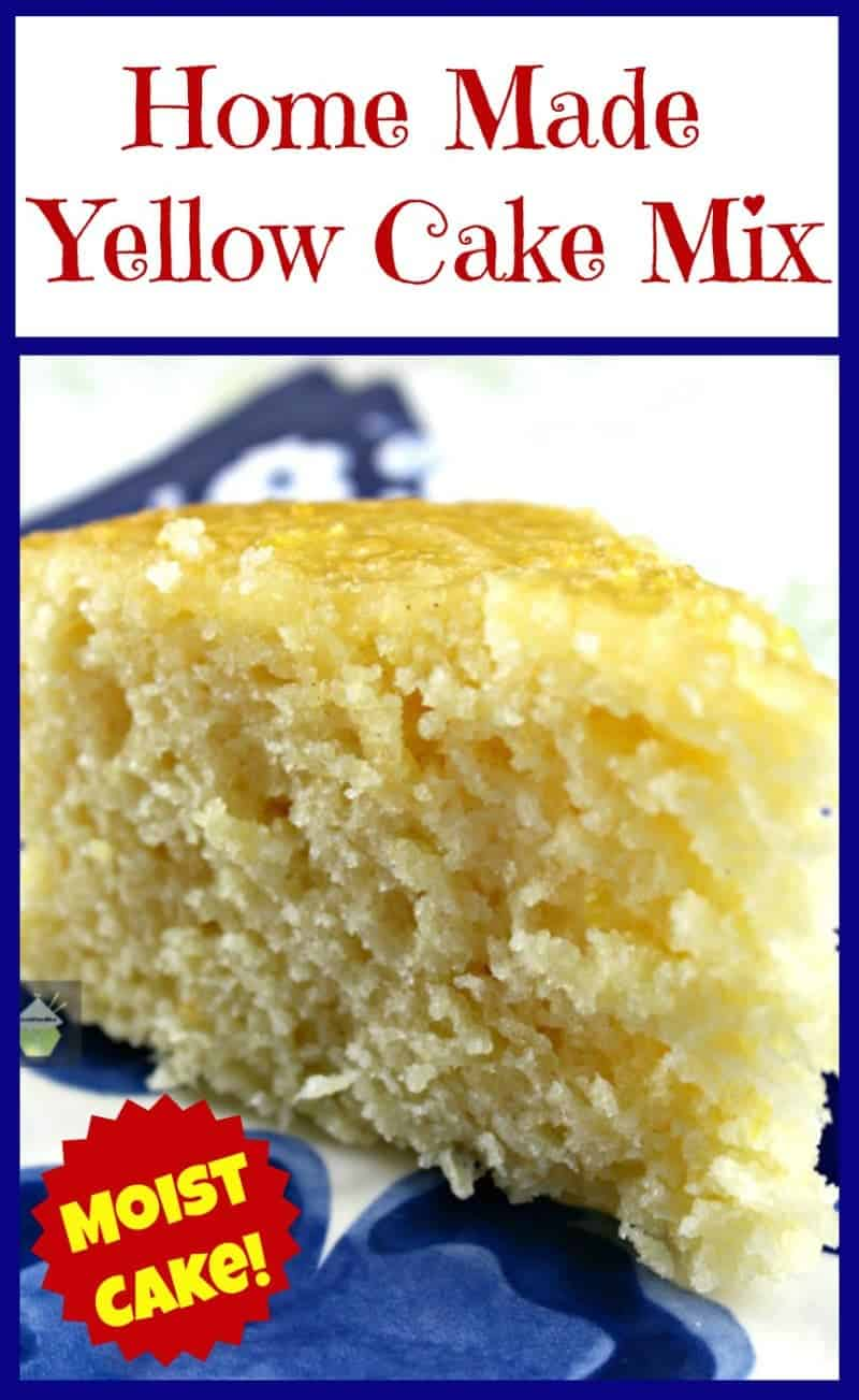 Lemon Cake Recipe With Yellow Cake Mix