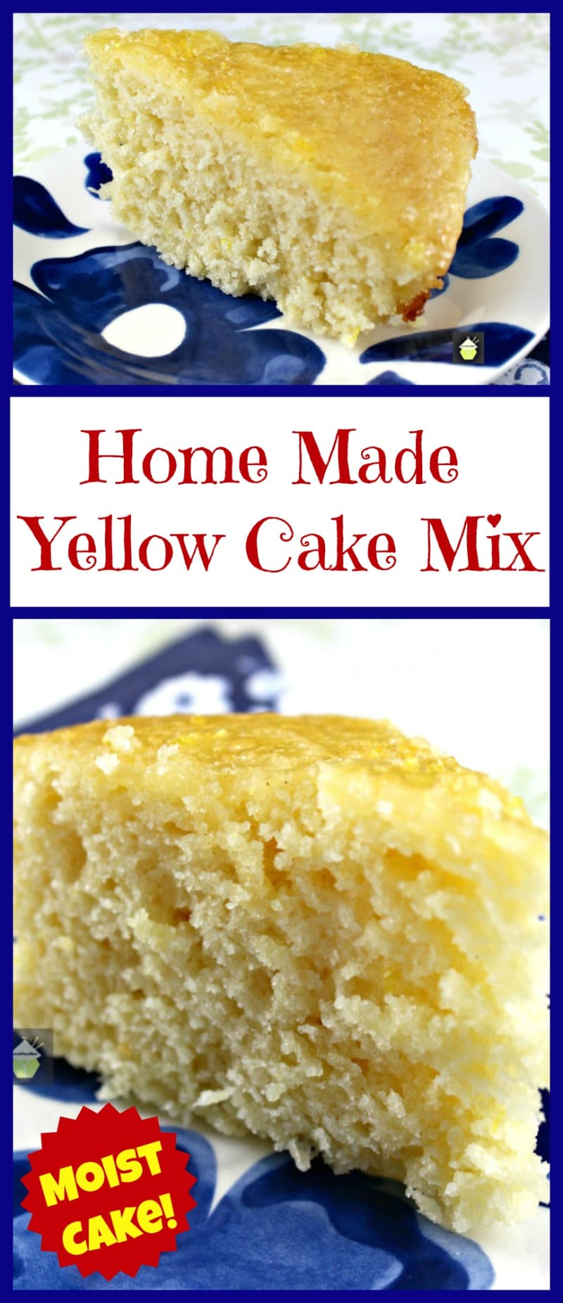 Recipes made from yellow cake mix