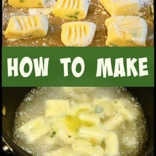 How To Make Easy Gnocchi