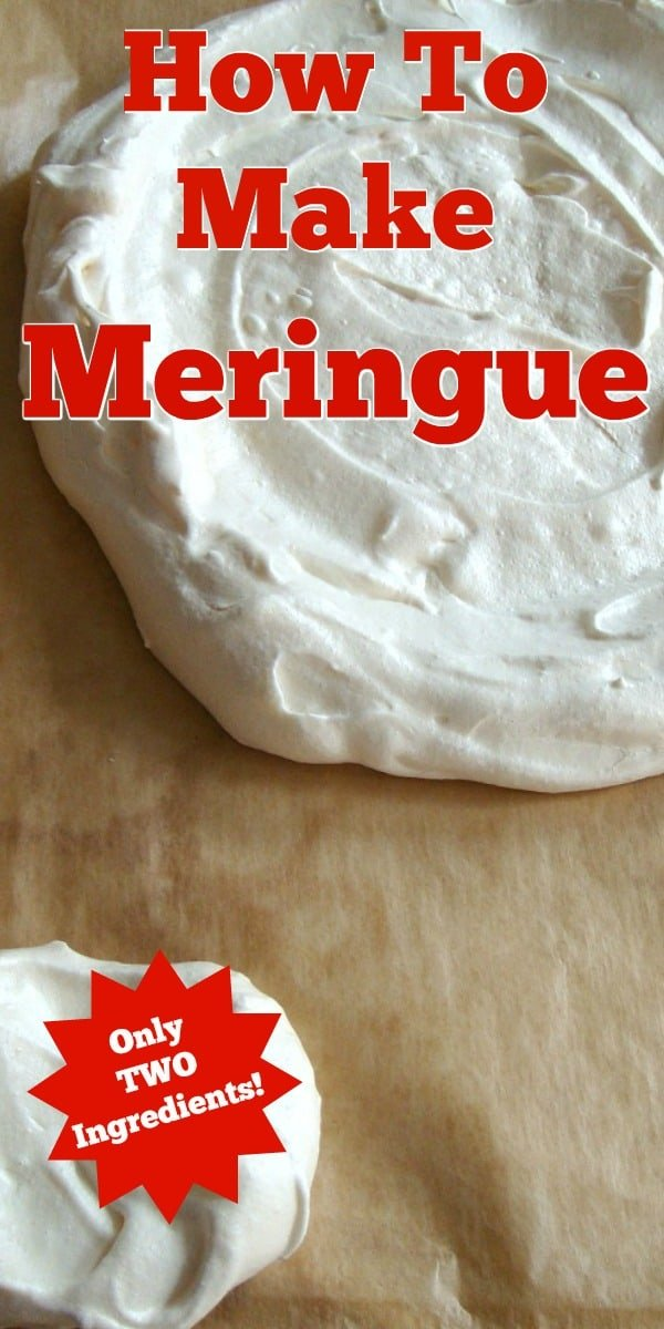 How to make meringues using sugar and egg whites. Crisp on the outside and chewy inside. Perfect for making pavlova. Eton Mess, meringue kisses and much more.