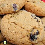 Lemon Raisin Molasses Cookies - A delicious flavor combo and very easy to make.