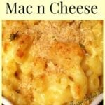 Luxury Mac n Cheese