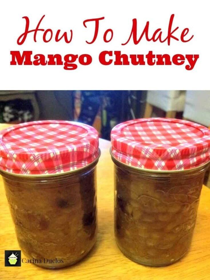 Mango Chutney3