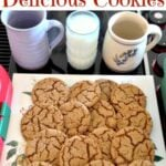 Nannys delicious cookies - These little cookies have wonderful flavours! Very popular too!