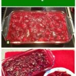 Nanny's Easy Cranberry Sauce