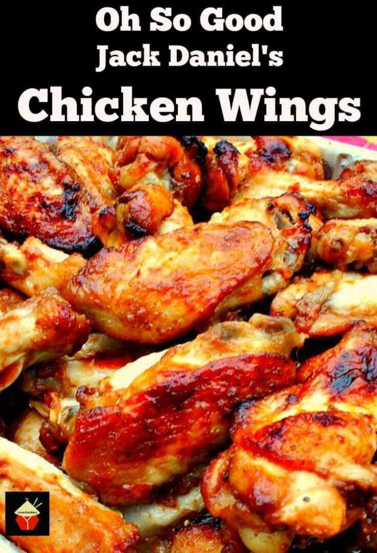 Oh SO Good Jack Daniels Chicken Wings 6
