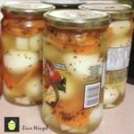 Pickled Eggs! A great way to have eggs ready for salads and cold cuts.