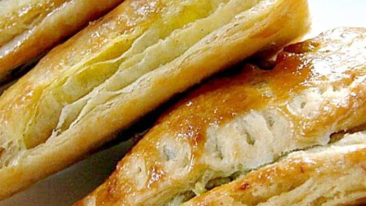 Quick and Easy Flaky Pastry