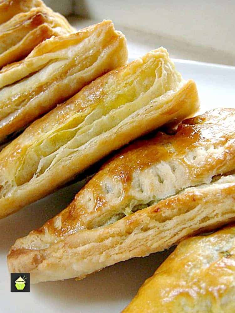 Quick and Easy Flaky Pastry – Lovefoodies