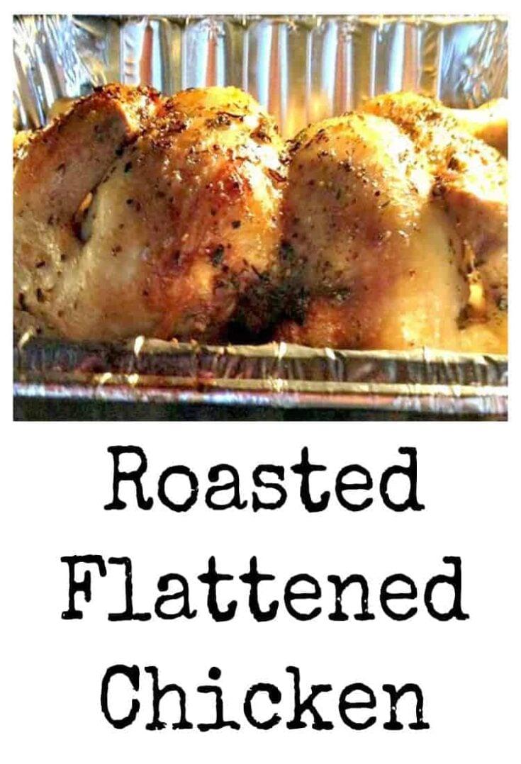 Roasted Flattened Chicken2