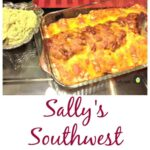 Sally's Southwest Enchiladas