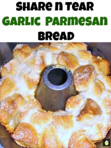 Share n Tear Garlic & Parmesan Bread