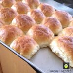 Simone's Soft Bread Rolls