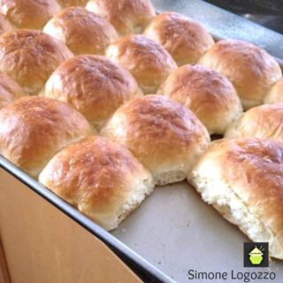 Soft Bread Rolls. Make up a batch of these to go with your BBQ, salads etc. These are light, soft and freezer friendly too!