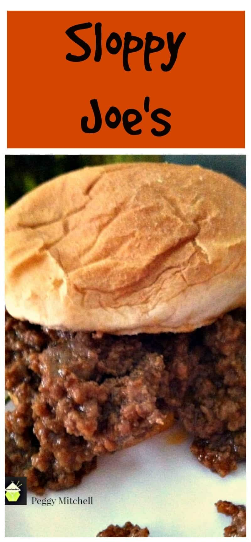 Easy Home Made Sloppy Joe's from scratch. Great flavors and always popular!