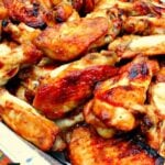 Oh So Good Jack Daniel's Chicken Wings