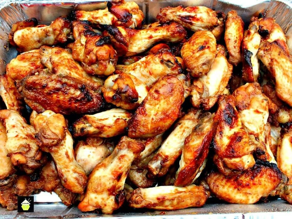 Oh So Good Chicken Wings are fabulous! They're easy to prepare, suitable for grilling or oven and taste out of this world with a great marinade. Always a hit at parties!