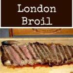 Tender London Broil