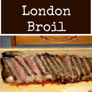 Tender London Broil