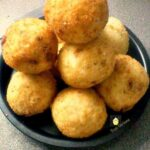 Homemade Italian Rice Balls (arancine)