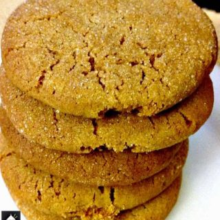 Amazing Ginger Cookies