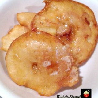 Michele's Apple Fritters