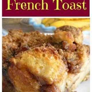 Apple Pie French Toast