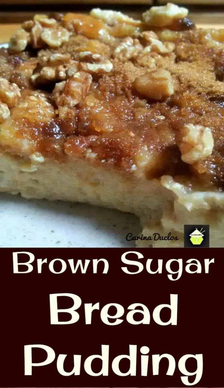 Brown Sugar Bread Pudding5