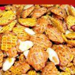Cathy's Caramel Snack Mix