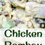 Chicken Bombay Salad