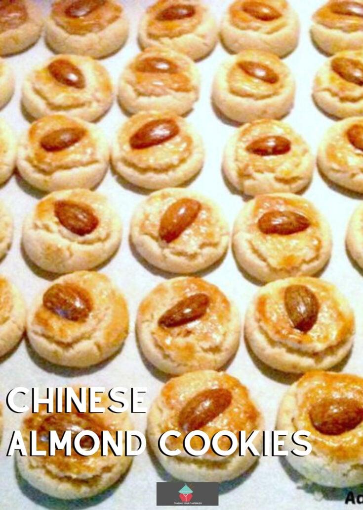 Chinese Almond CookiesH