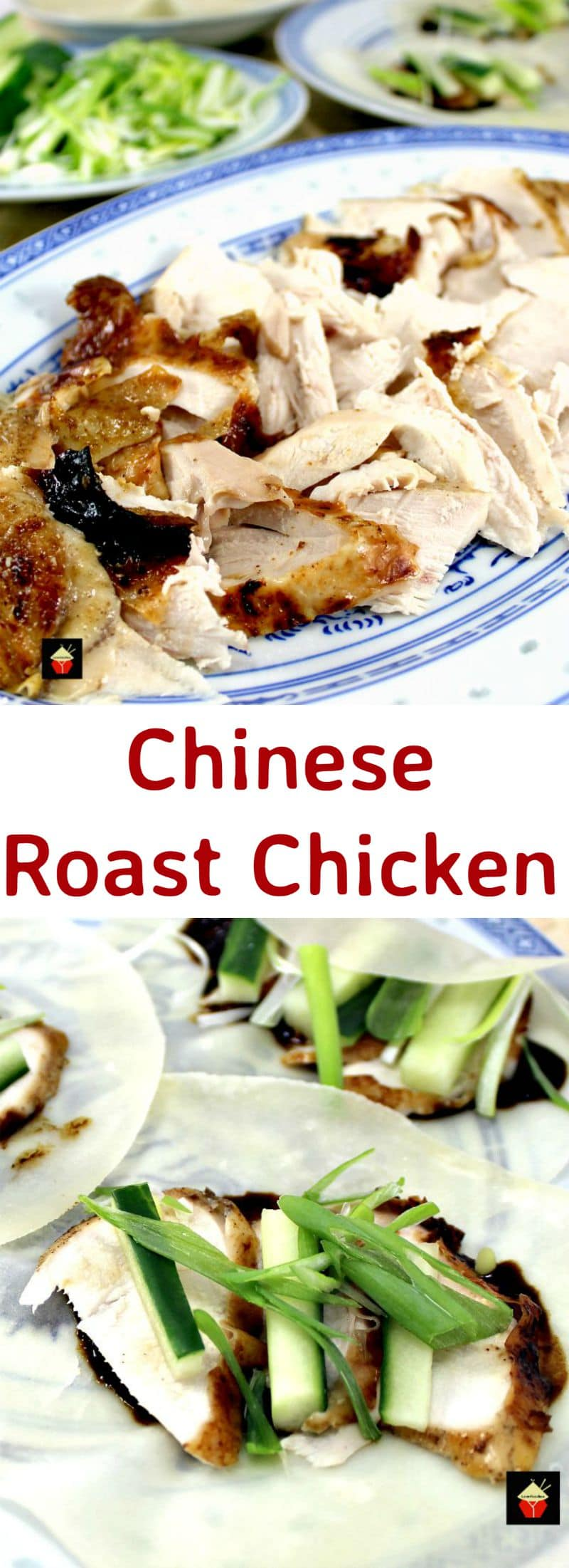 Chinese Roast Chicken – Lovefoodies