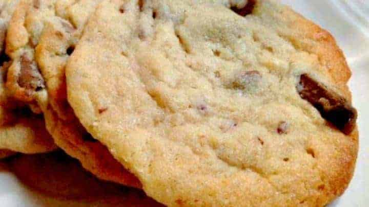 These Chocolate Chip Cookies are packed full of flavor and incredibly easy to make