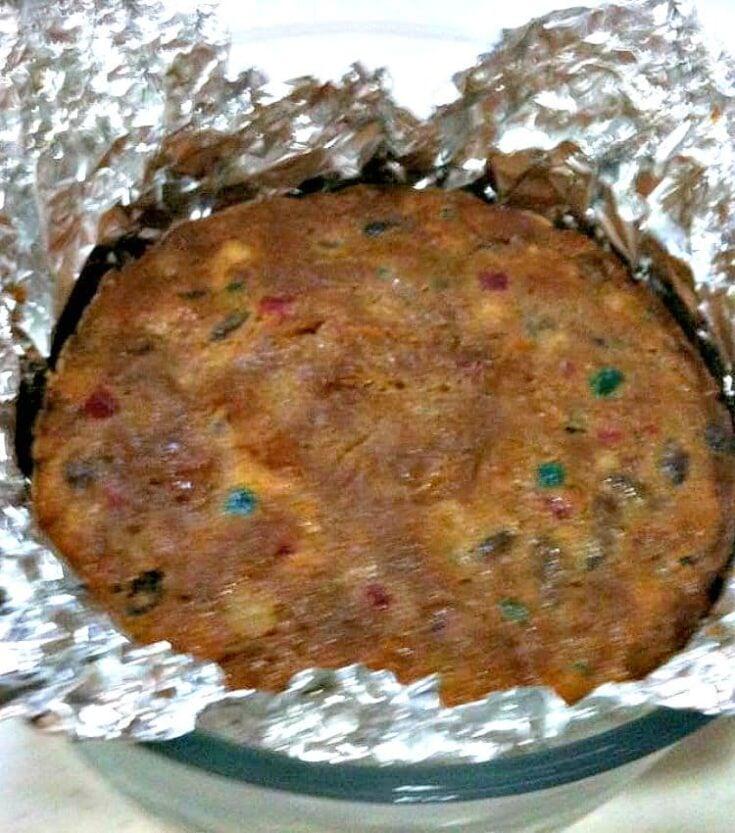 Christmas Fruit Cake2