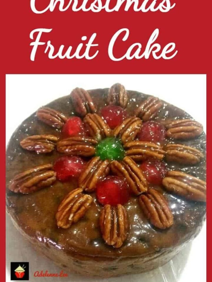 Christmas Fruit Cake. This is a wonderful recipe and easy too! Now is the time to make a start on your Christmas cake! Options to add traditional brandy to make it even more luxurious!