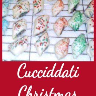 Cucciddati Christmas Cookies