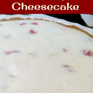 Easy Baked Creamy Cheesecake