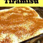 Sally's Tiramisu