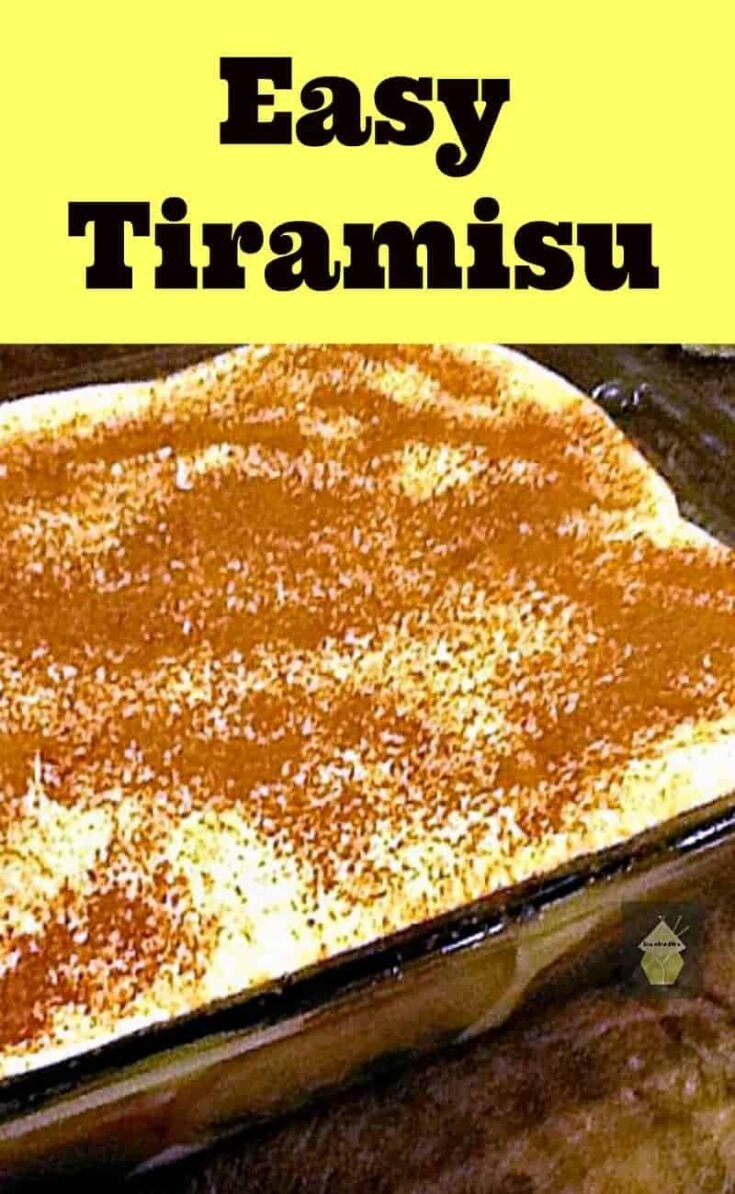 Easy Tiramisu PTLONG