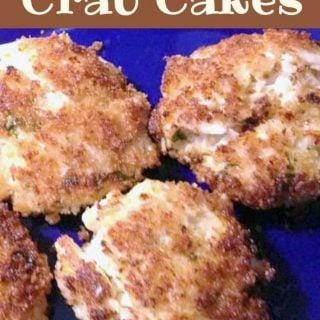 Meg's Fabulous Crab Cakes