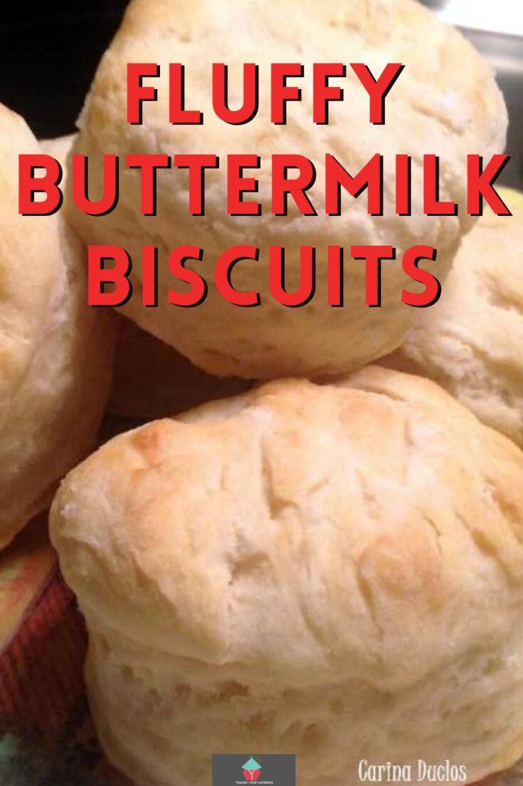 Fluffy Buttermilk BiscuitsP1