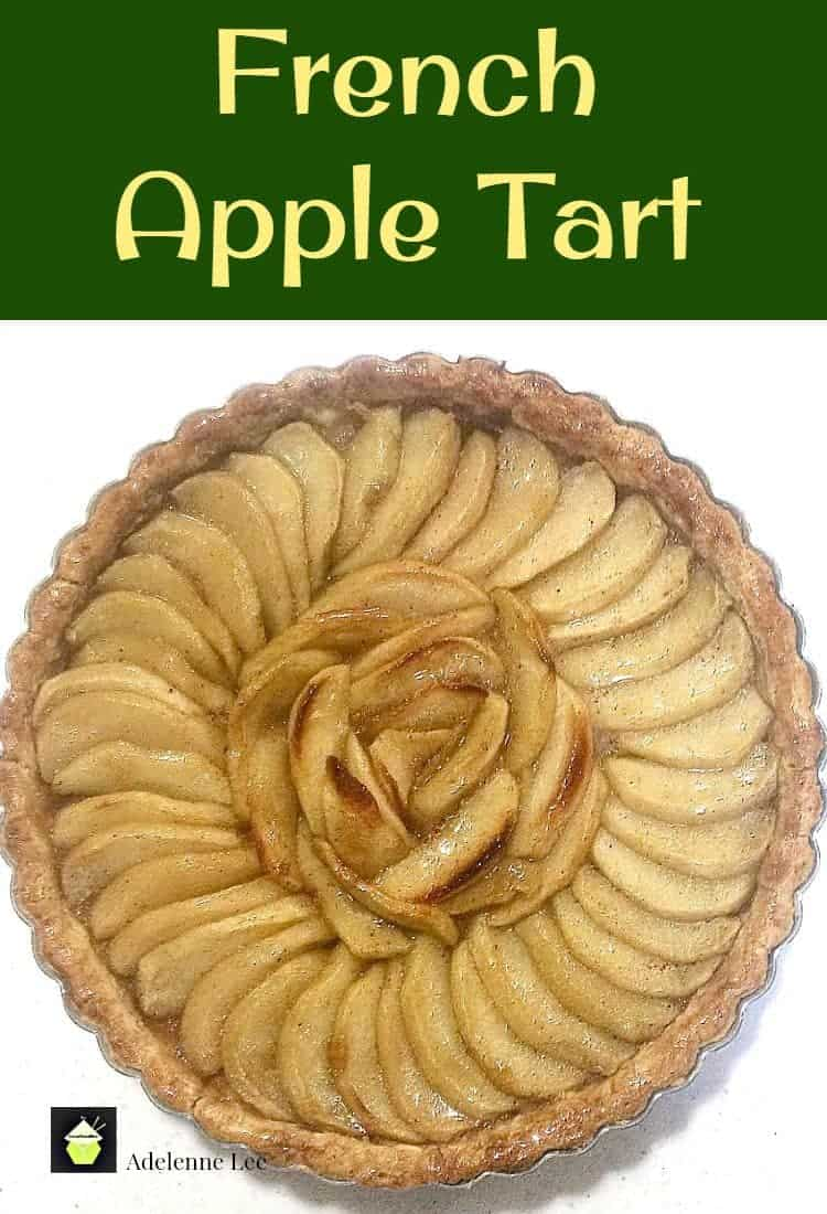 French Apple Tart Lovefoodies