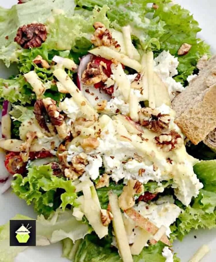 Goats Cheese Salad3